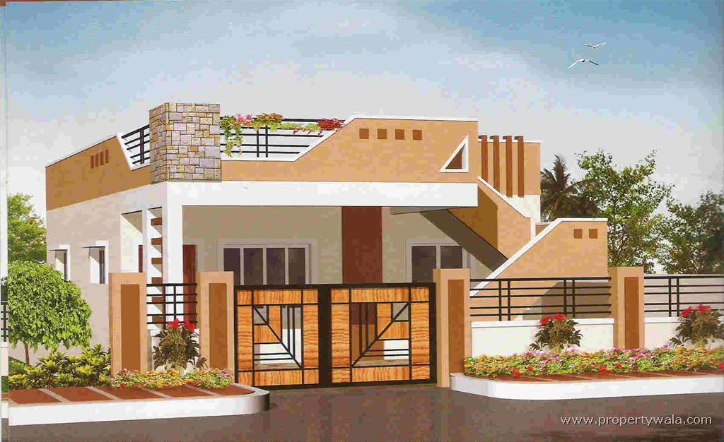 DIAMOND CONSTRUCTIONS: 2 br ind/duplex houses near beeramguda and ...
