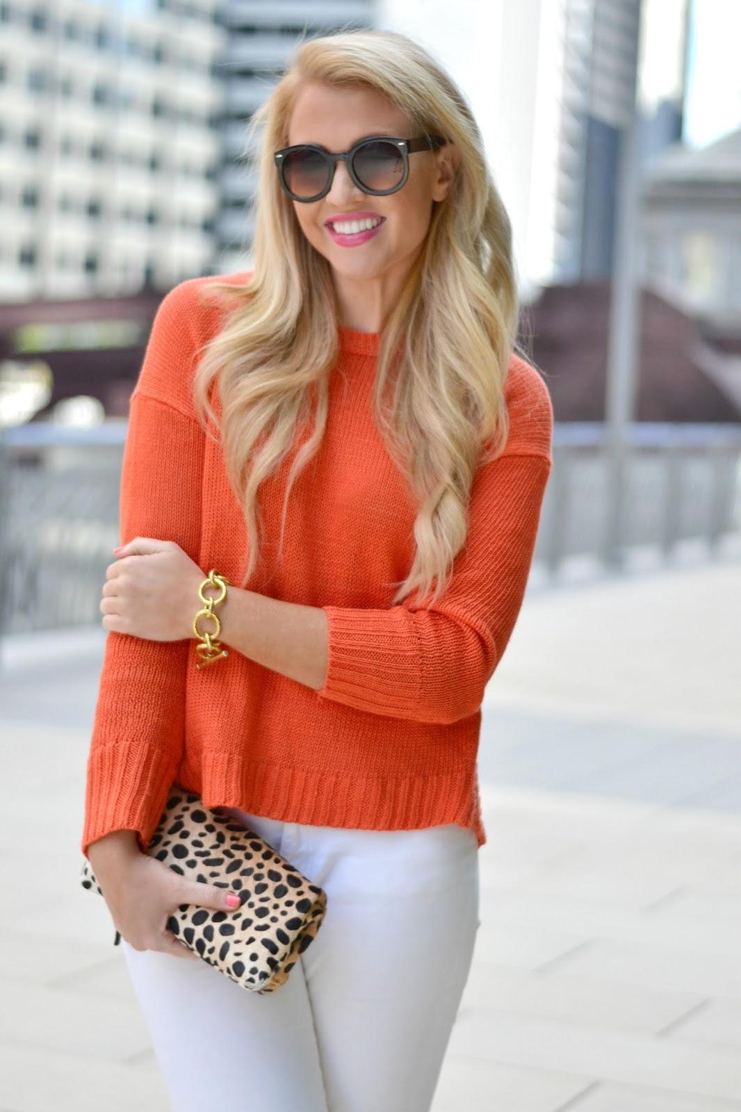 Orange - bright and beautiful