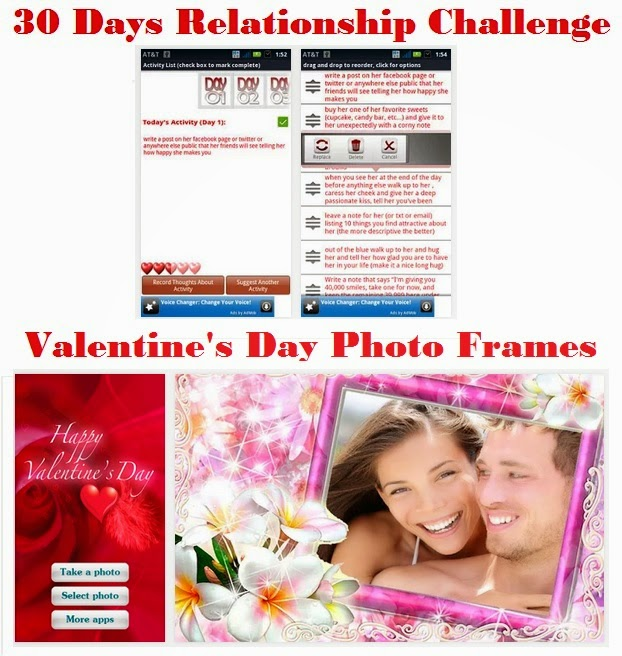Valentine's special app download
