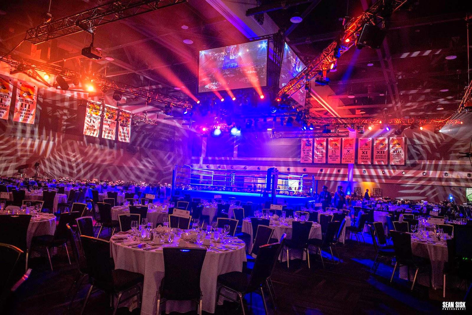 ringside for youth; boys & girls club ottawa; sugar ray leonard