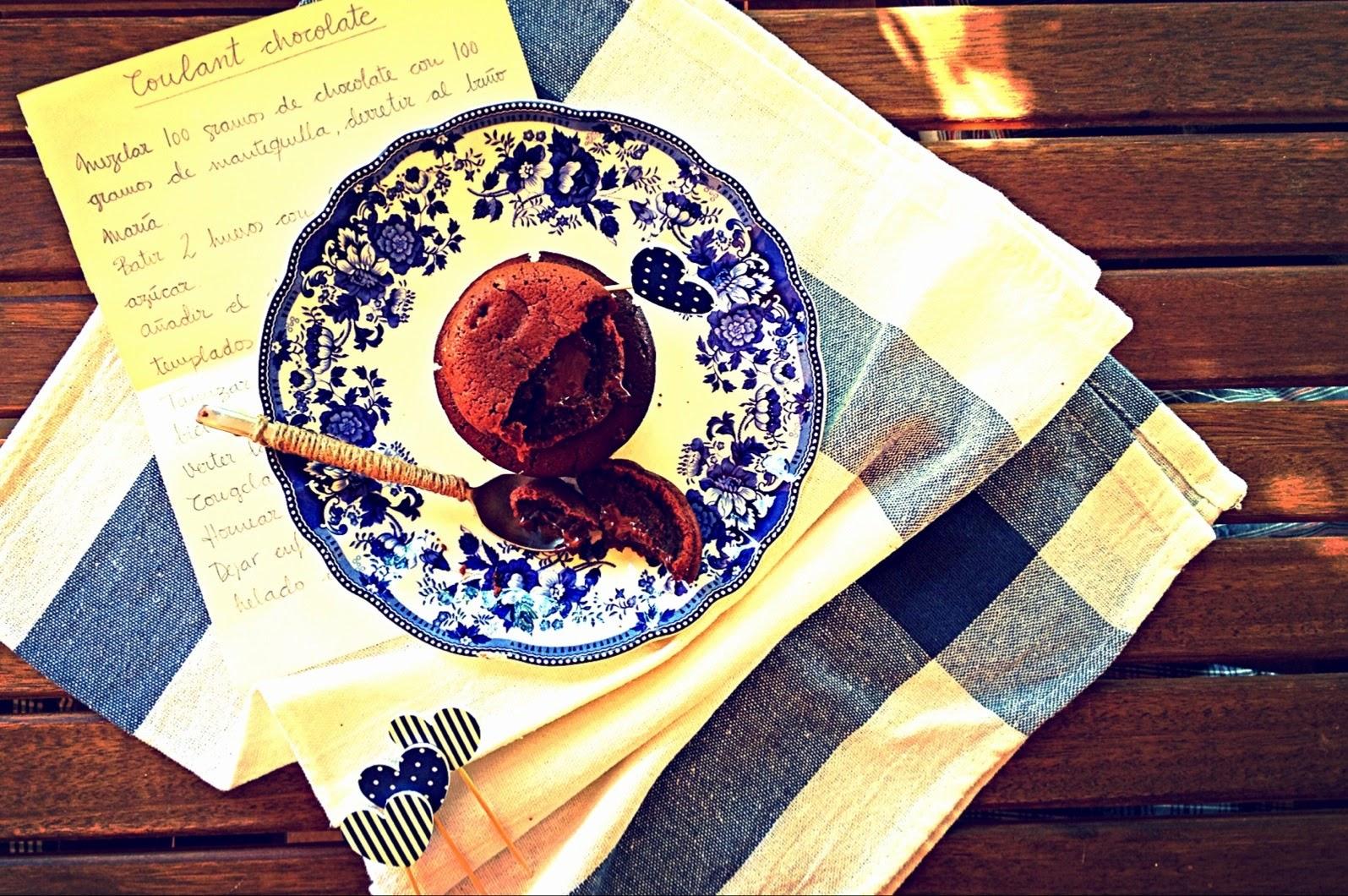 Coulant, mon coeur de chocolat