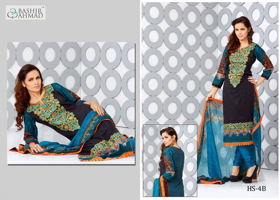 Haseen lawn collection 2015