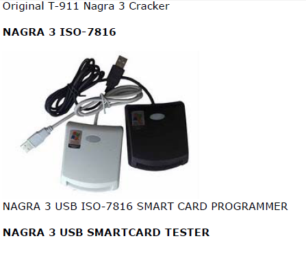 Satellite receiver crack code