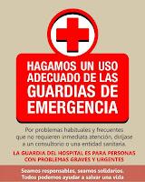 Uso adecuado de las Guardias Hospitalarias