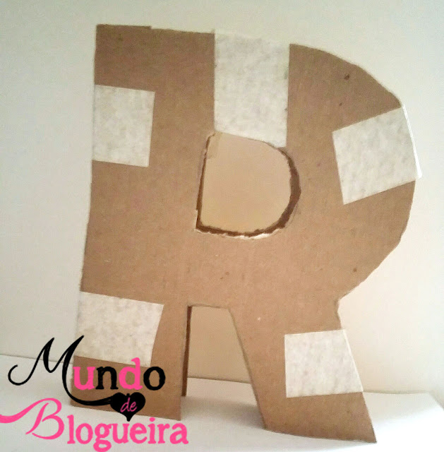 letras em 3d