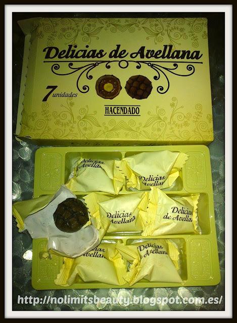 Delicias de Avellana Mercadona