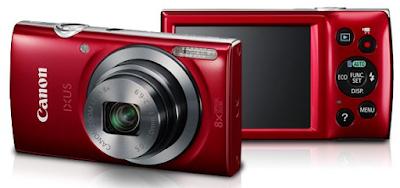 Gambar Kamera Canon Ixus 160