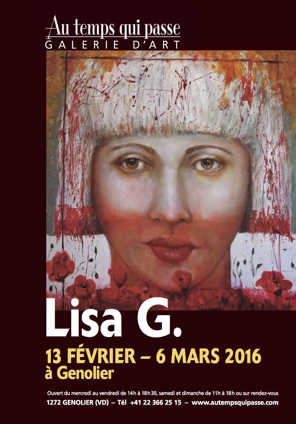 DU 13 Février au 6 mars 2016