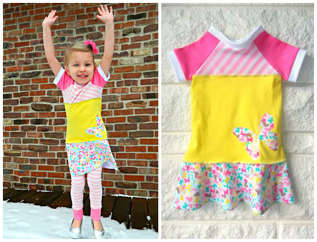 Sugarplum Cuties: Limited Edition B Fly Spring 2013 Dress