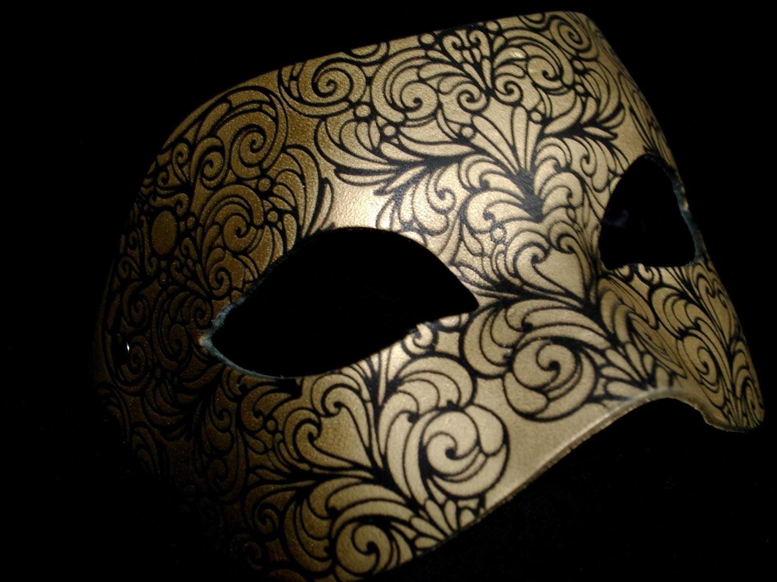 maskcarnivalrosesflowershdwallpaper