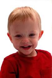 Stephen, Age 3