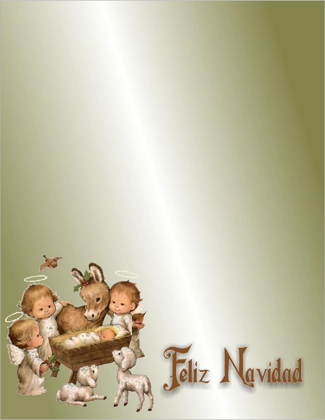 Tarjetas y oraciones catolicas tarjetas navide as sin - Tarjetas navidenas cristianas ...