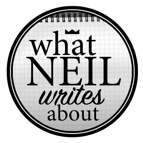 What Neil Writes About