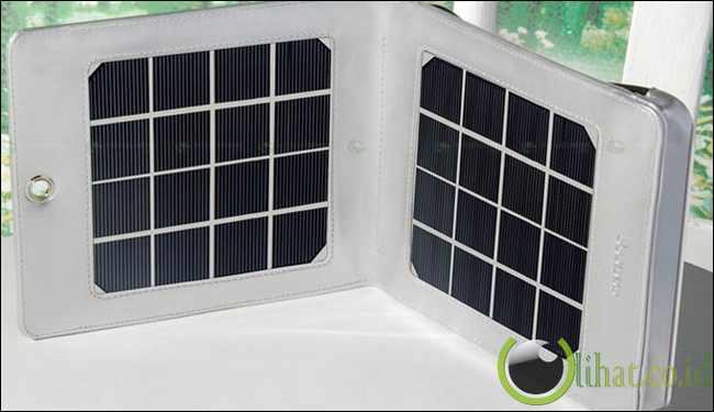 Sanyo Eneloop Portable Solar Panel