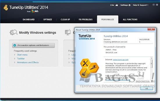 TuneUp Utilities 2014 Final Full Serial 3