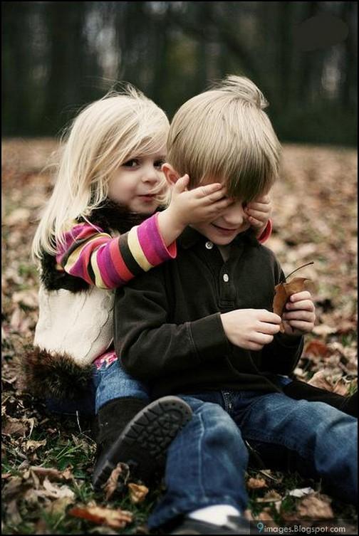 cute kid couples