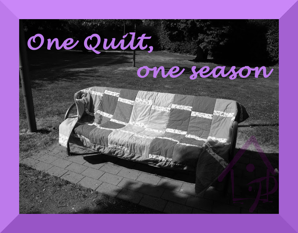 One Quilt, one season