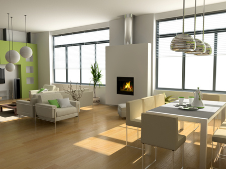 Home Design Interior on Minimalist Home Interior Design   Stevehendersonanimator