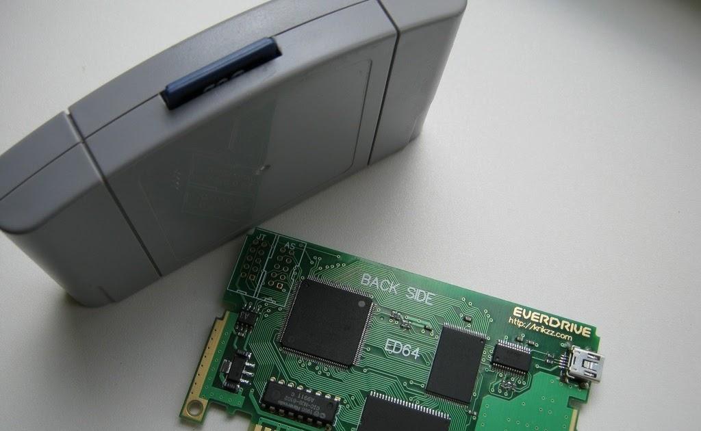 N64 Brasil Everdrive 64