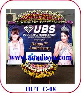 bunga papan ulang tahun digital printing