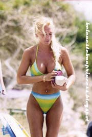 bikini joven belen esteban rayas