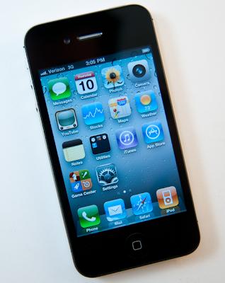 iPhone 4, 4s dan 5