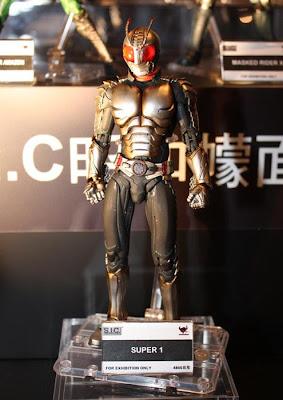 S.I.C. Vol.61 Kamen Rider Super One