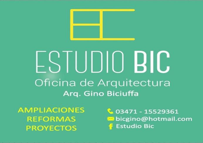 ESPACIO PUBLICITARIO: ESTUDIO BIC