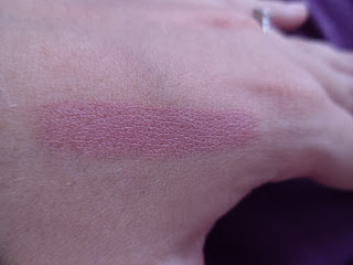 MUA - Lipstick - nude - swatch - review