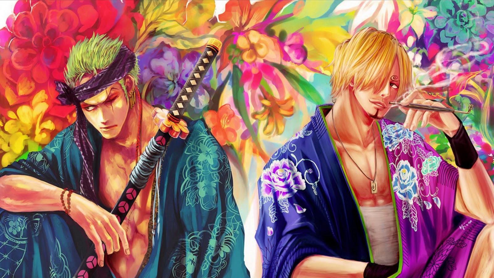 Tải Ảnh Zoro One Piece Full HD làm avatar ảnh nền