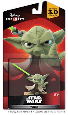 JUGUETES - DISNEY Infinity 3.0  Star Wars : Yoda  Videojuegos - Muñecos - Figuras  Producto Oficial | A partir de 6 años | Comprar en Amazon