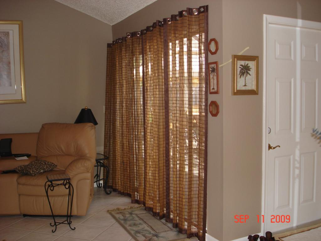 Outdoor bamboo curtains - Bamboo Curtains For Doors3