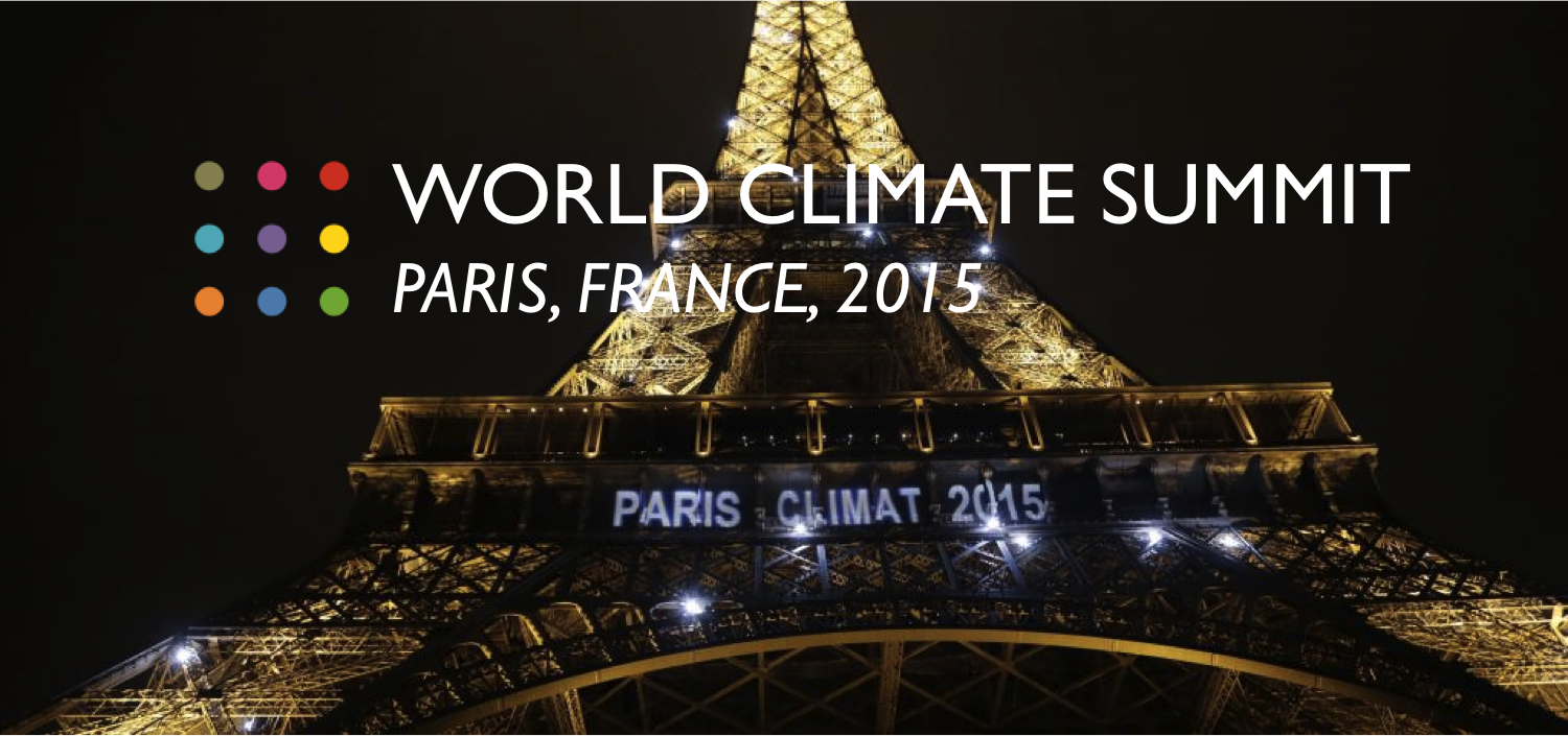 Paris Climate Change Summit UN United Nations 2015