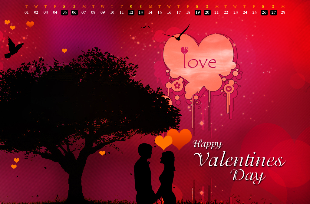 Hd Wallpapers Free Happy Valentine Day Hd Wallpaper Free Download 2013