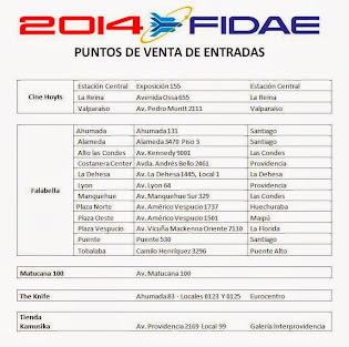 FIDAE 2014