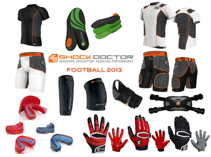 To You All New 2013 Football Protective Apparel