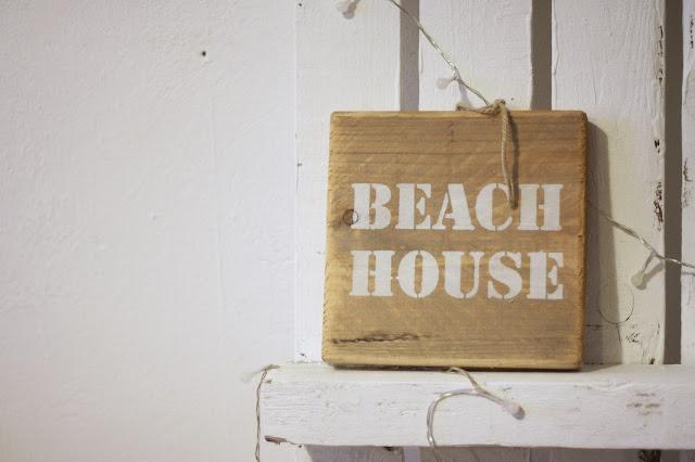 Beach House Dekoration