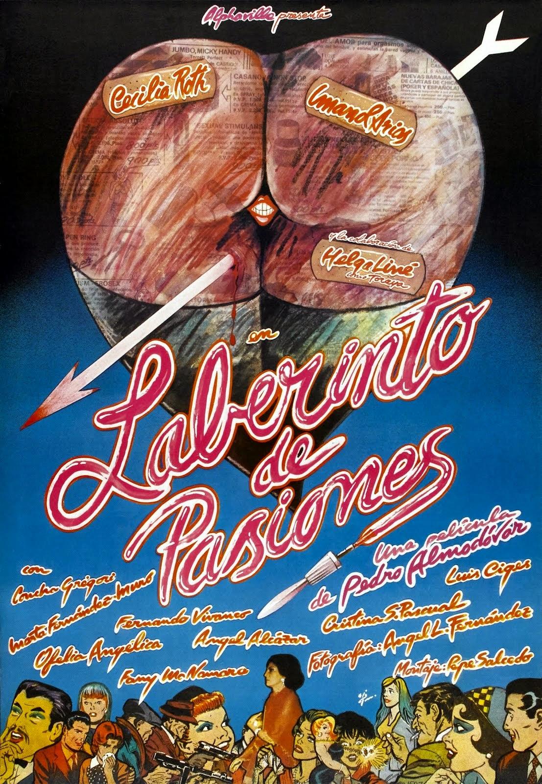 Laberinto de pasiones (27/07/2014)