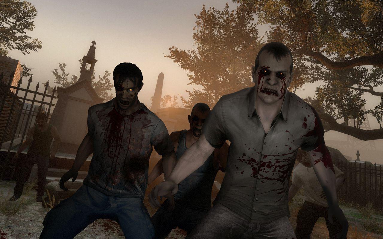 Left 4 Dead 3 была замечена в Steam