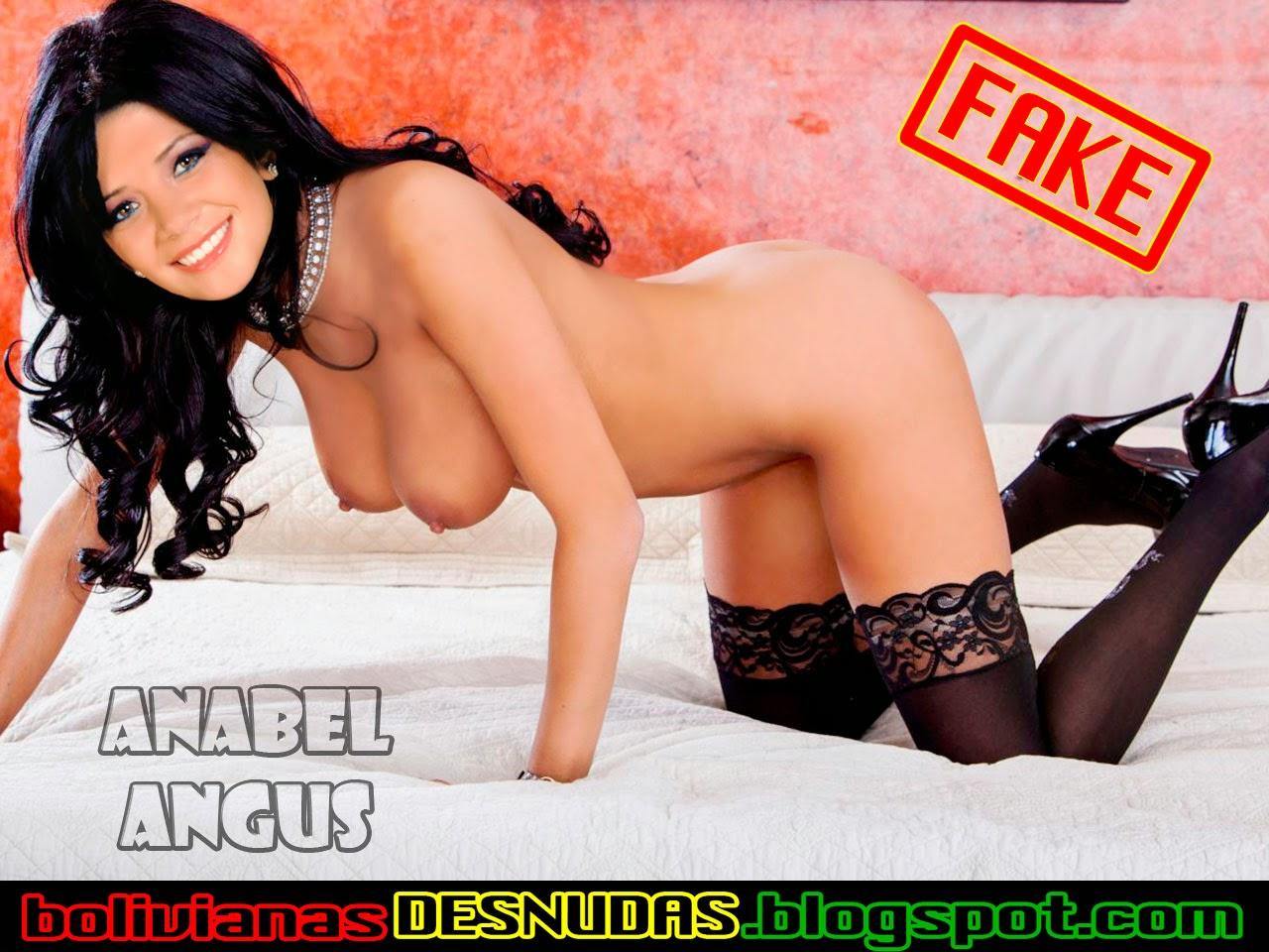 fotos de Anabel angus desnuda xxx