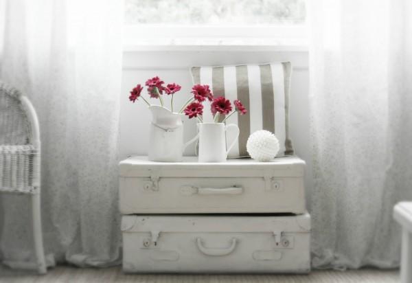 Cắm hoa trang trí phòng khách 23