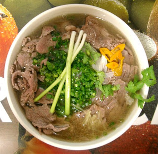 Typical Vietnamese Cuisine Pho Bo