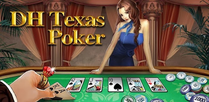 DH Texas Poker Hack Cheats Tool For android (add Unlimited Chips)