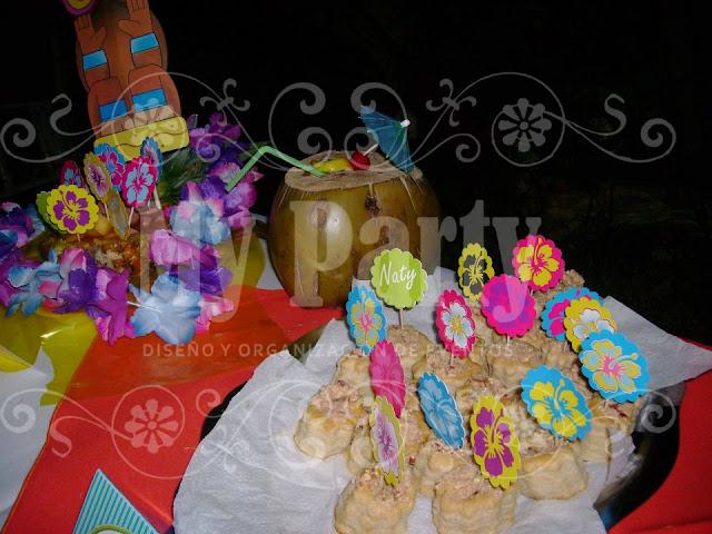 Infantil fiesta hawaiana decoraciones fiestas para ninas Decoraciones para ninas