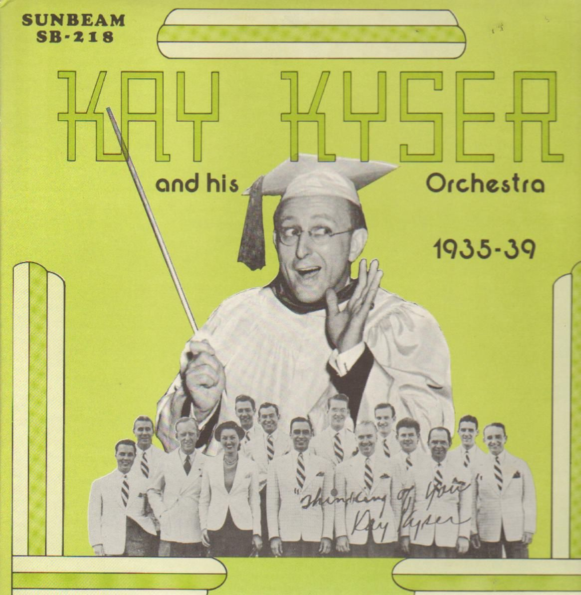 Kay Kyser And His Orchestra - Stop Beatin' Round The Mulberry Bush - So Help Me