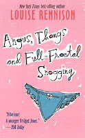 Cover of Angus, Thongs, and Full-Frontal Snogging by Louise Rennison