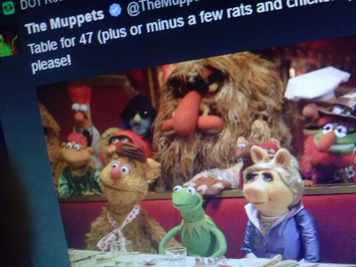 ....THE MUPPETS...
