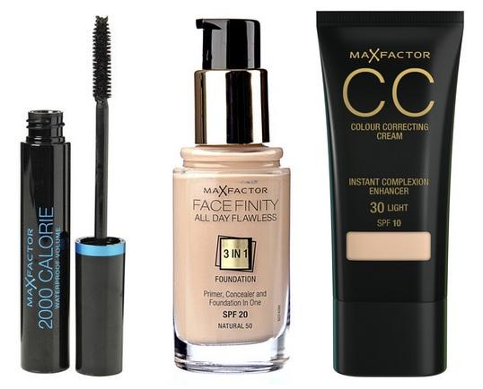 Algunos de sus productos más vendidos son sus máscaras de pestañas (2000 calorías), la base de maquillaje Face Finity y la CC Cream.