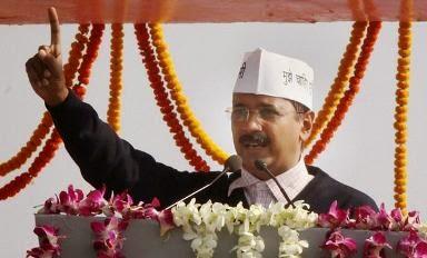 AAP founder Arvind Kejriwal