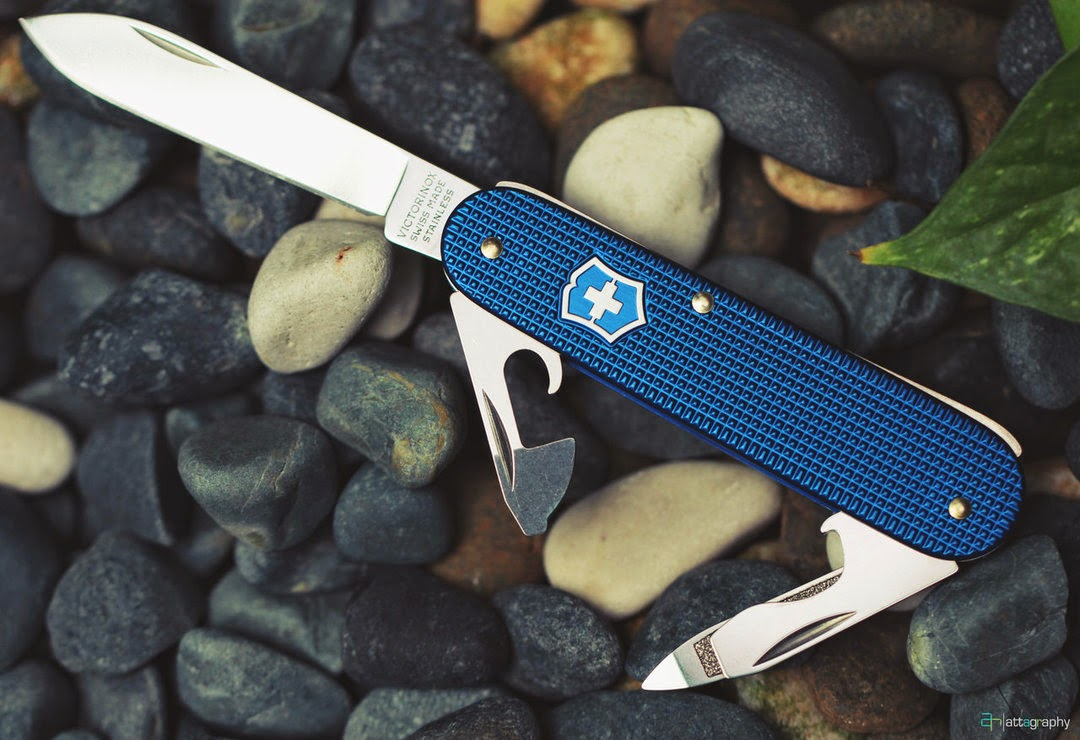 Le plus beau couteau EDC : Victorinox Cadet